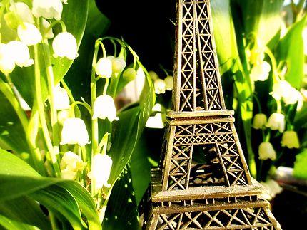 Un brin de muguet à Paris