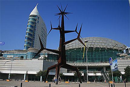 Centre commercial Vasco da Gama