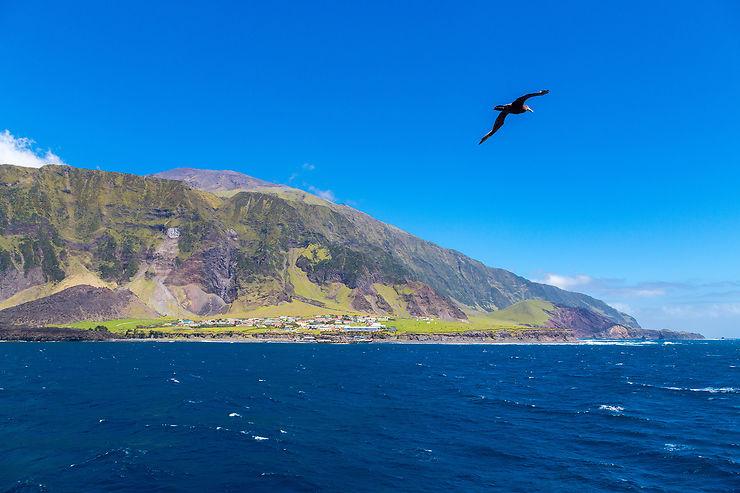 Tristan da Cunha, Royaume-Uni