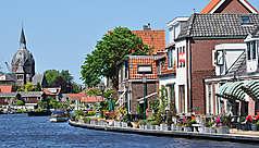 Réserver un weekend aux Pays-Bas