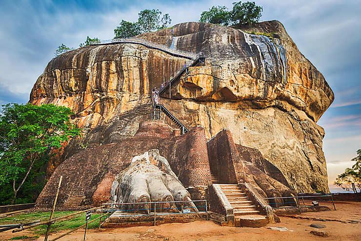 Sigirîya : les trésors d'une ancienne capitale royale