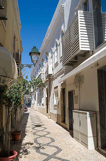 Rue d'Olhão