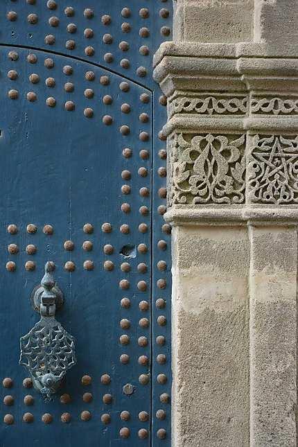 Dans la médina de Tanger