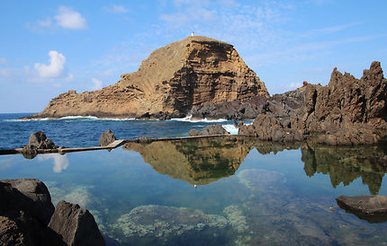 Piscines naturelles Porto Moniz