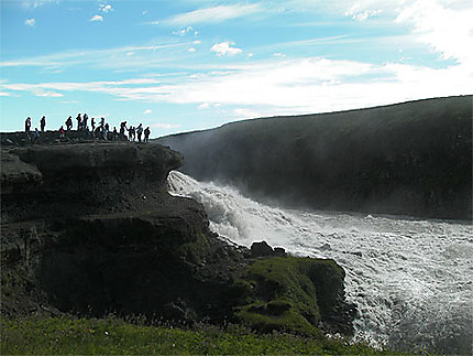 Chute d'or