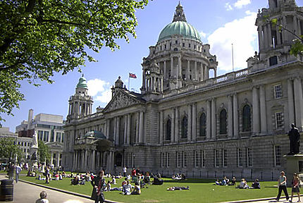 Belfast City Hall (Hôtel de Ville)