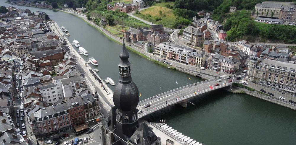 Escapade à Dinant, la perle belge