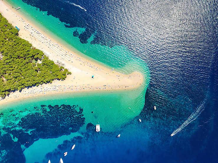 Île de Brač, l'éternel méditerranéen
