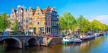 Réserver un weekend à Amsterdam