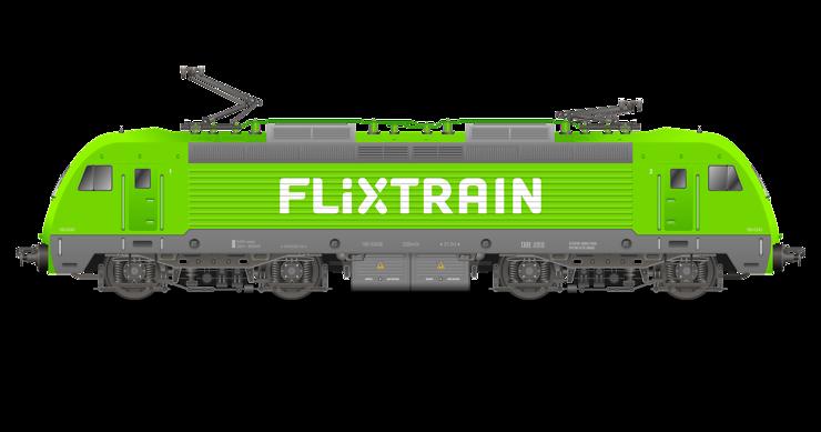 Allemagne - FlixTrain : FlixBus se lance dans le ferroviaire