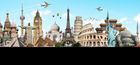 50 villes à visiter dans une vie - © sdecoret - Fotolia