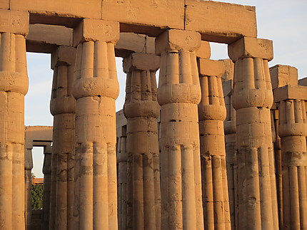 Colonnes d'Amenhotep III