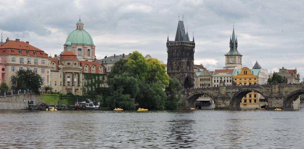 4 jours à Prague juin 2018