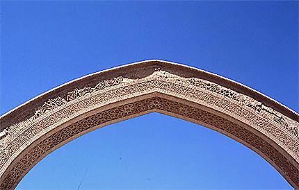 Afghanistan ruines de Bost