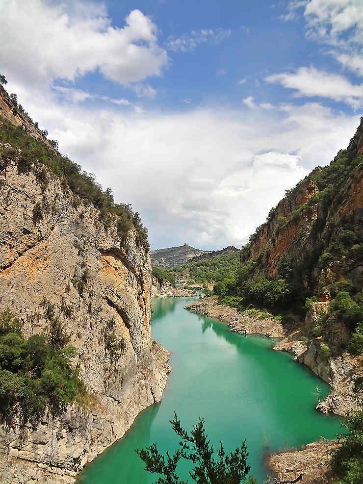 La Noguera et les terres de Lleida : la Catalogne à l'état pur