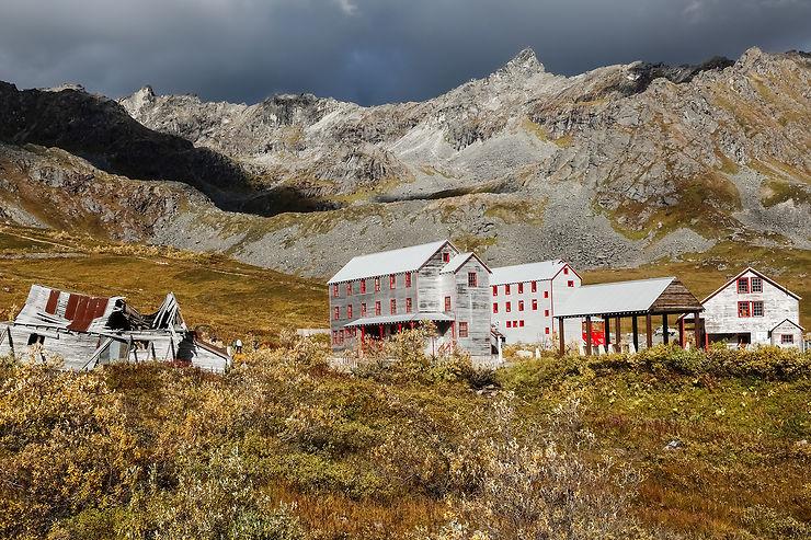 Glenn et Richardson Highway : montagnes et glaciers