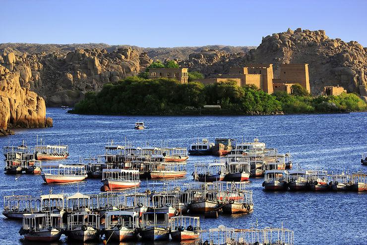 D'Assouan au lac Nasser