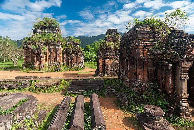 Le Champa, ancien royaume mystérieux du Centre du Vietnam