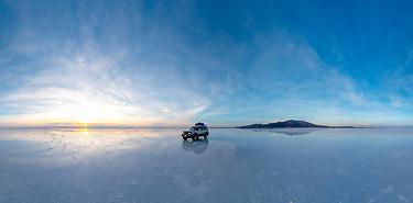 Bolivie : expéditions 4x4 dans l