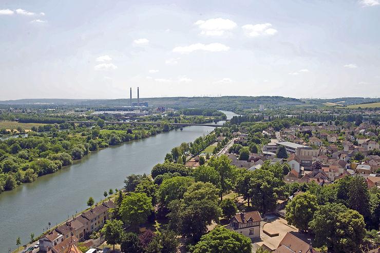 Au fil de la Seine, de Conflans-Sainte-Honorine aux portes de la Normandie