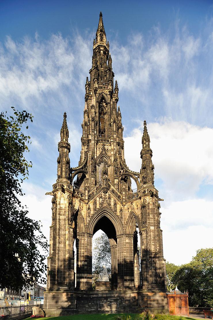 Partir sur les traces des grands écrivains écossais
