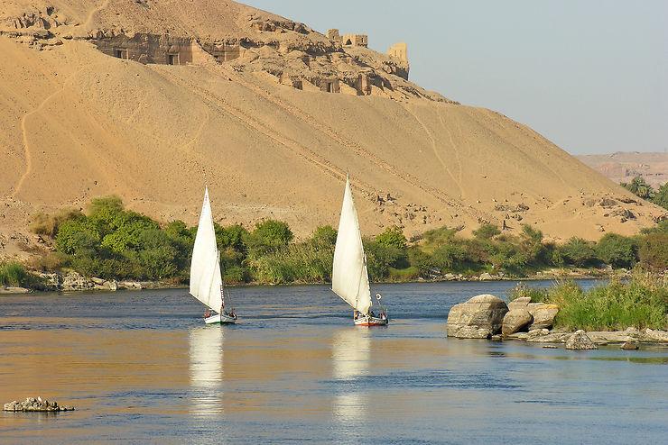 Le meilleur de l'Égypte : en croisière sur le Nil