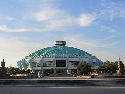 Cirque à Tashkent
