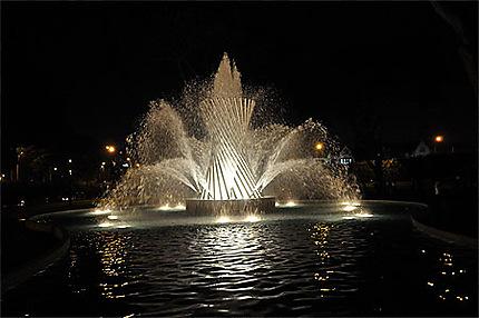 Parc des eaux Lima