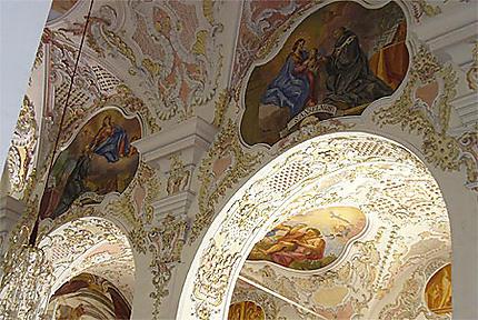 Eglise d'Ossiach