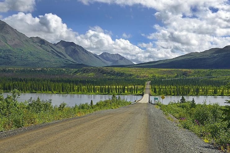 Denali et Park Highway : sous le toit de l'Amérique