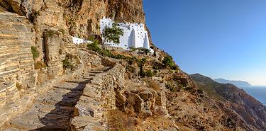 Les Cyclades en rando: Naxos, Amorgos, Santorin