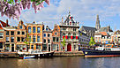 Pays-Bas : Haarlem, la belle Hollandaise