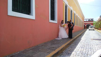 Wedding in San Juan
