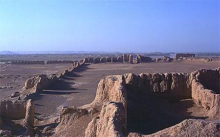 Ruines de Bost