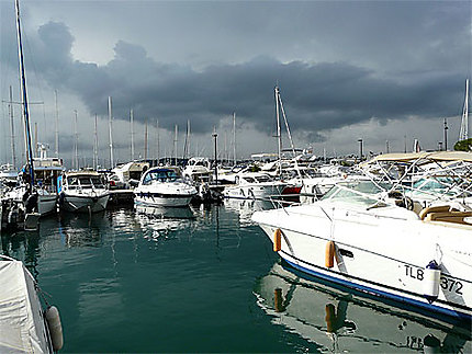 Port Pierre Canto-Cannes