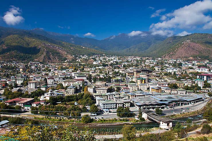 Le meilleur du Bhoutan : Thimphu