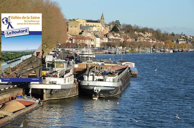 La Vallée de la Seine avec le Routard