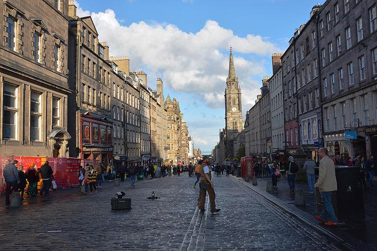 Découvrir le riche patrimoine d'Édimbourg