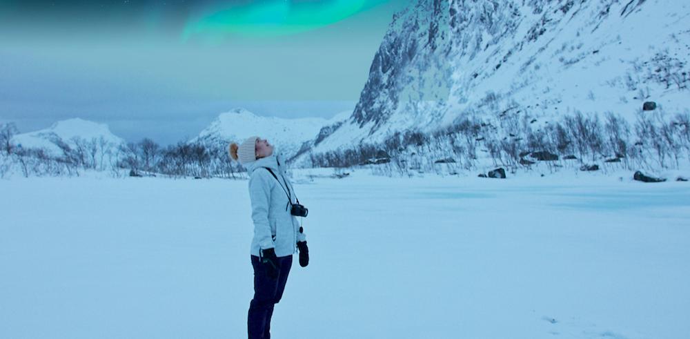 Norvège : îles Lofoten et Senja en hiver