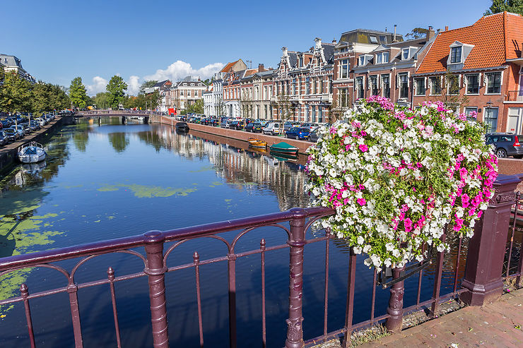 Haarlem, au fil de l'eau et des canaux