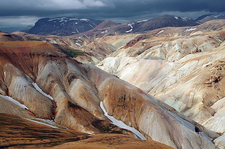 L'Islande, l'île intense