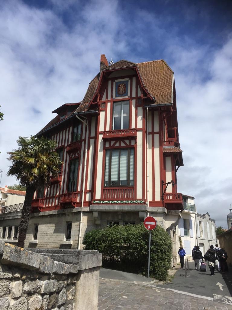 Maison Du Chat La Rochelle Charente Maritime Poitou Charentes Routard Com
