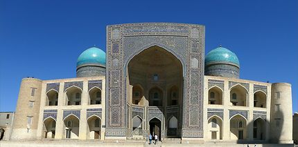 La Madrasa Mir-I-Arab à Boukhara
