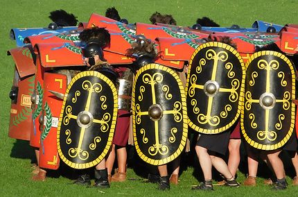 Medgidia - Lors du festival annuel Dapyx