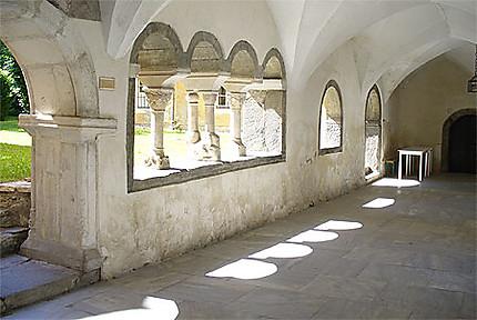 Cloitre médiéval