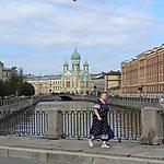 Un matin d'été à St-Pétersbourg