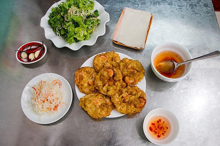 Gastronomie du Centre du Vietnam