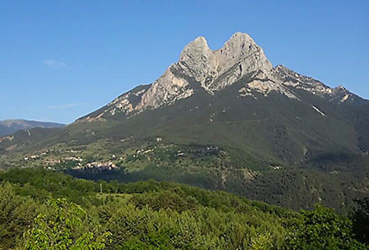 Le Pedraforca, pic mythique