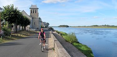 La Loire à Vélo, de Blois à Angers
