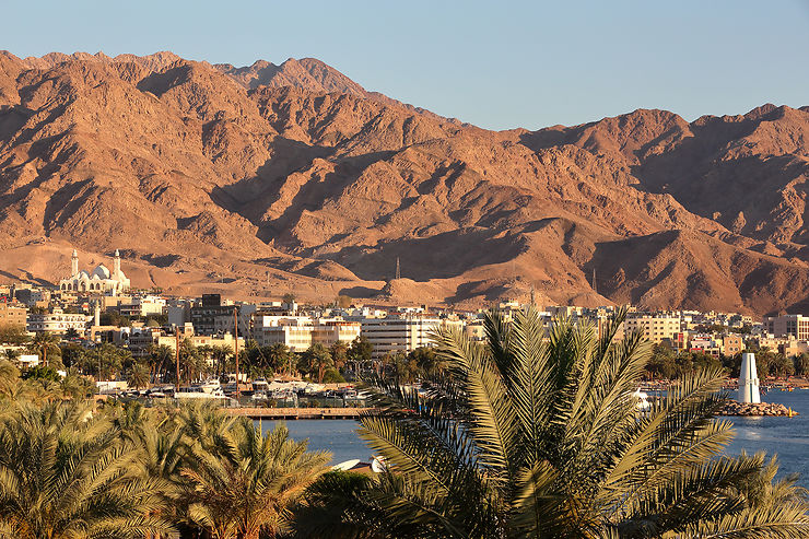 Aqaba et la mer Rouge